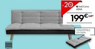 Oferta de Sofá cama por 199€