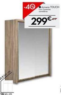 Oferta de Armarios por 299€