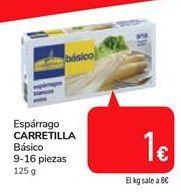 Oferta de Espárragos blancos Carretilla por 1€