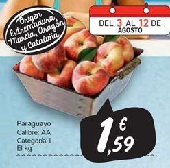 Oferta de Paraguayos por 1,59€