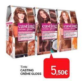 Oferta de Tinte Casting  Creme Gloss por 5,5€
