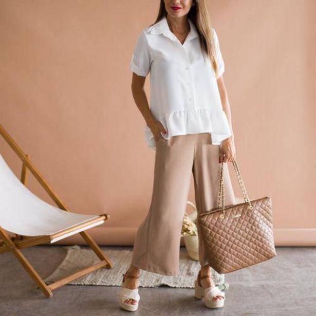 Oferta de Camisa Binsi Blanco  por 22,99€