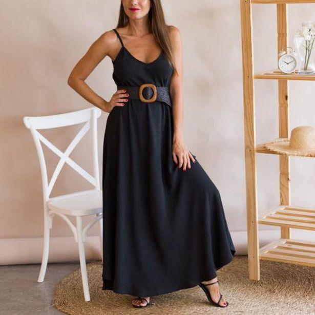 Oferta de Vestido Mani Negro  por 25,99€