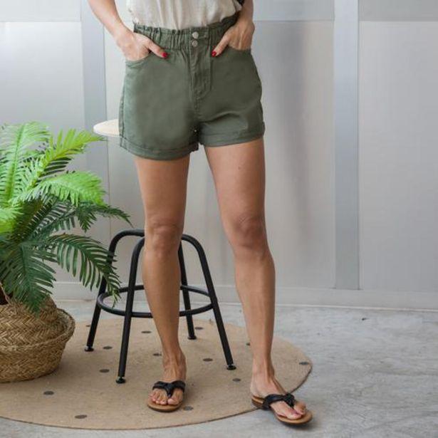 Oferta de Jeans Corto Dreamer KAKI  por 9,99€