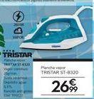 Oferta de Plancha de vapor Tristar por 26,99€