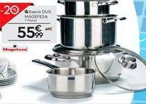 Oferta de Batería de cocina Magefesa por 55,99€