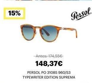 Oferta de Gafas de sol por 148,37€