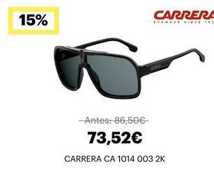 Oferta de Gafas de sol Carrera por 73,52€