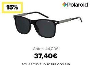 Oferta de Gafas de sol Polaroid por 37,4€