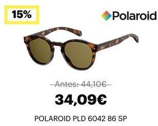 Oferta de Gafas de sol Polaroid por 34,09€