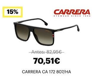 Oferta de Gafas de sol Carrera por 70,51鈧�