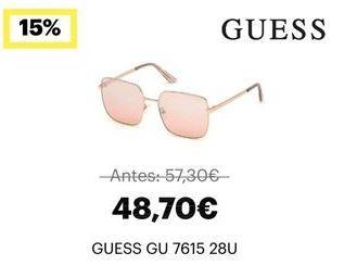 Oferta de Gafas de sol Guess por 48,7鈧�