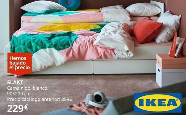Oferta de Cama nido Ikea por 229鈧�