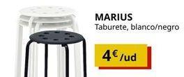 Oferta de Taburete por 4€