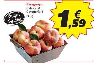 Oferta de Paraguayo por 1,59€