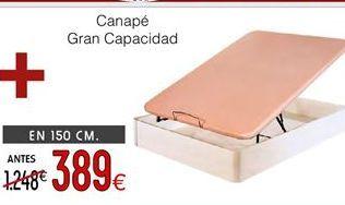 Oferta de Canapés + colchón por 389€