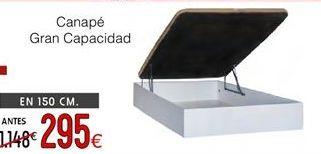 Oferta de Canapés por 295€