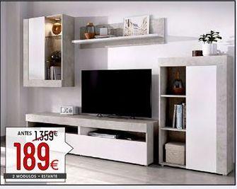 Oferta de Muebles de salón por 189€