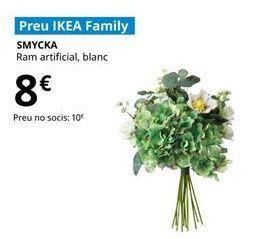 Oferta de Plantas artificiales por 8€