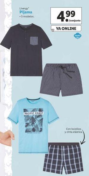 Oferta de Pijama Livergy por 4,99€