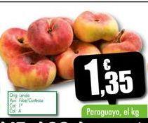Oferta de Paraguayos por 1,35€