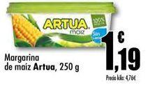 Oferta de Margarina Artua por 1,19€