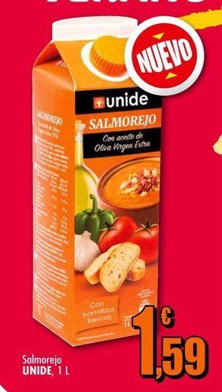 Oferta de Salmorejo Unide por 1,59€