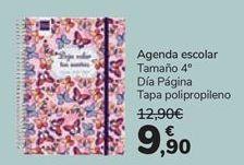 Oferta de Agenda escolar  por 9,9€