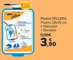 Oferta de Pizarra VELLEDA  por 3,9€