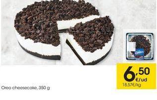 Oferta de Cheesecake Oreo por 6,5€