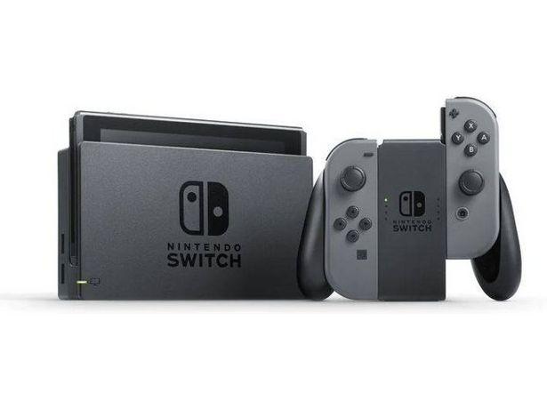 Oferta de Consola Nintendo Switch V2 (32 GB - Gris) por 304,99€