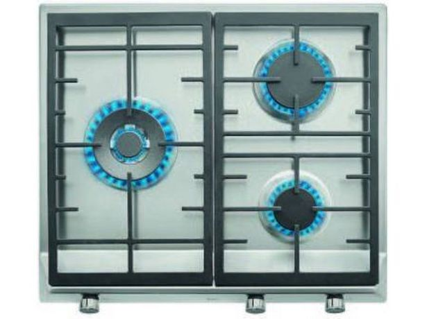 Oferta de Placa de Gas TEKA EX/60.1 3G AI AL DR CI (Caja Abierta - Gas Natural - 50 cm - Inox) por 197,97€