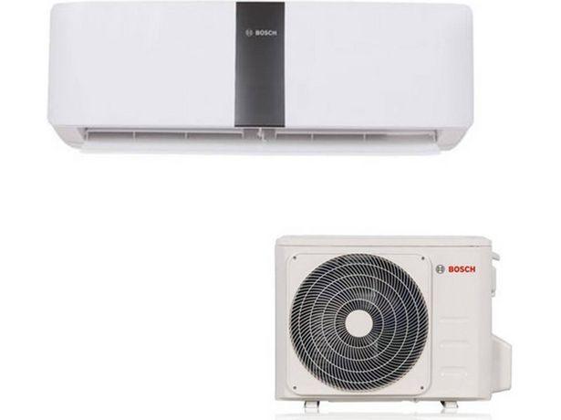 Oferta de Aire Acondicionado BOSCH Climate 8000 3,5 KW  (24 m² - 3010 Frig/h - Blanco) por 549,99€