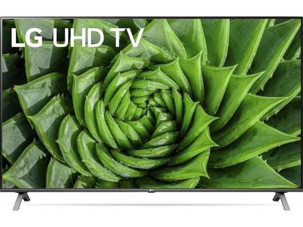 Oferta de TV LG 55UN80006 (LED - 55'' - 140 cm - 4K Ultra HD - Smart TV) por 505,99€