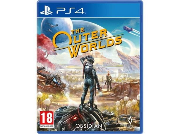 Oferta de Juego PS4 The Outer Worlds (M18 - RPG) por 19,99€
