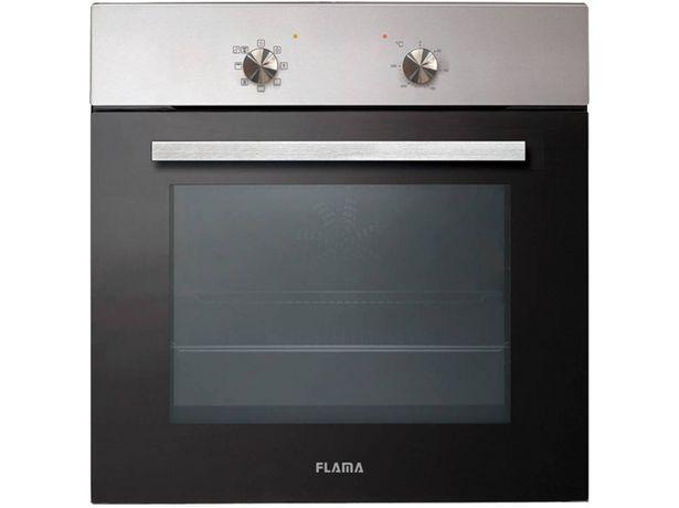 Oferta de Horno FLAMA MX 9106FL (58 L - 59.5 cm - Hidrolítico - Inox) por 169,99€
