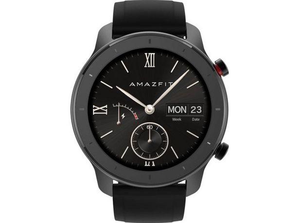 Oferta de Smartwatch AMAZFIT GTR 42mm Negro por 109,9€