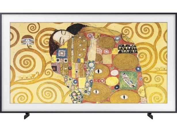 Oferta de TV SAMSUNG The Frame QE65LS03T (QLED - 65'' - 165 cm - 4K Ultra HD - Smart TV) por 1499€