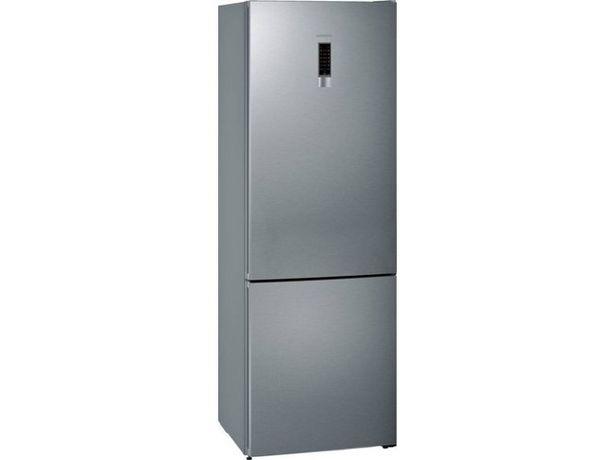 Oferta de Frigorífico Combi Reacondicionado SIEMENS KG49NXI3A (Grado B - No Frost - 203 cm - 435 L - Inox) por 1049,37€