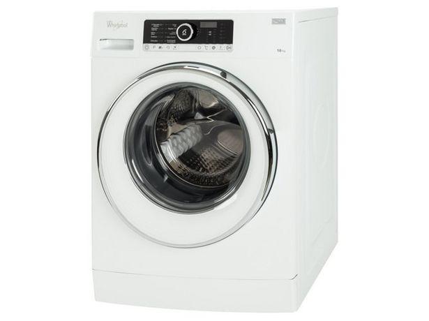 Oferta de Lavadora WHIRLPOOL FSCR 10425 (10 kg - 1400 rpm - Blanco) por 449,99€