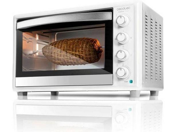 Oferta de Horno de Sobremesa CECOTEC Bake & Toast 790 Gyro (Caja Abierta) por 99,47€