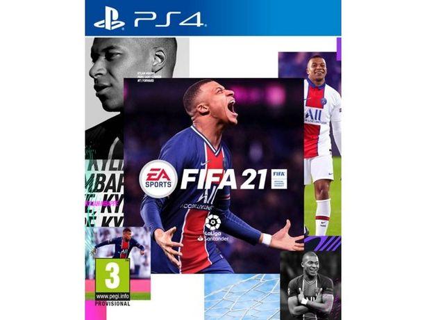 Oferta de Juego PS4 FIFA 21 (Deportes - M3) por 37,99€