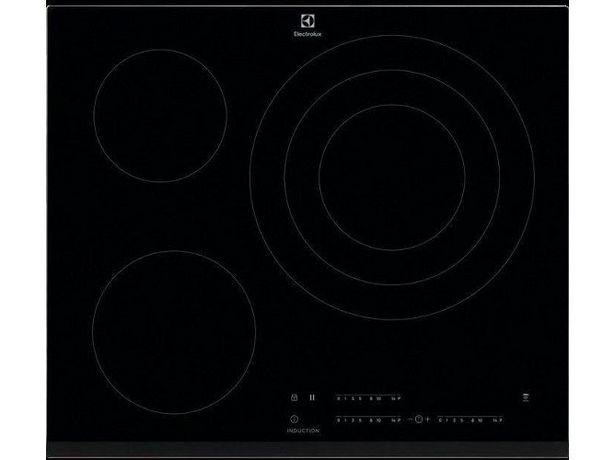 Oferta de Placa de Inducción ELECTROLUX LIT60346 (Eléctrica - 59 cm - Negro) por 481,81€