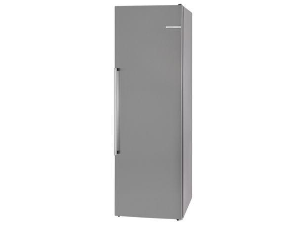 Oferta de Congelador Vertical BOSCH GSN36AIEP (No Frost - 186 cm - 242 L - Inox) por 969,99€