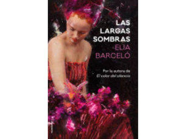 Oferta de Libro Las Largas Sombras de Elia Barcelo (Año de edición - 2018) por 11,97€