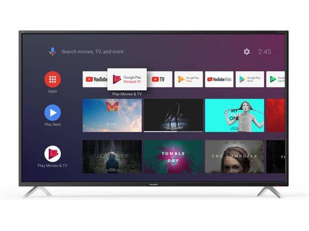 Oferta de TV SHARP 65BL2EA (LED - 65'' - 165 cm - 4K Ultra HD - Smart TV) por 549,99€
