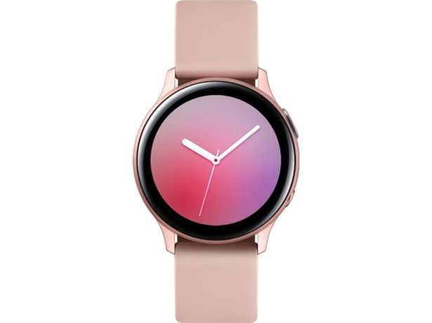 Oferta de Smartwatch SAMSUNG Galaxy Active 2 40mm Rosa dorado Aluminium por 199€