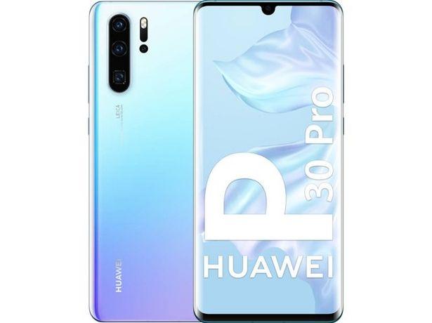 Oferta de Smartphone HUAWEI P30 Pro (6.47'' - 8 GB - 128 GB - Crystal) por 599,99€