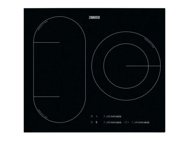 Oferta de Placa de Inducción ZANUSSI ZIL6370CB (Eléctrica - 59 cm - Negro) por 388,42€
