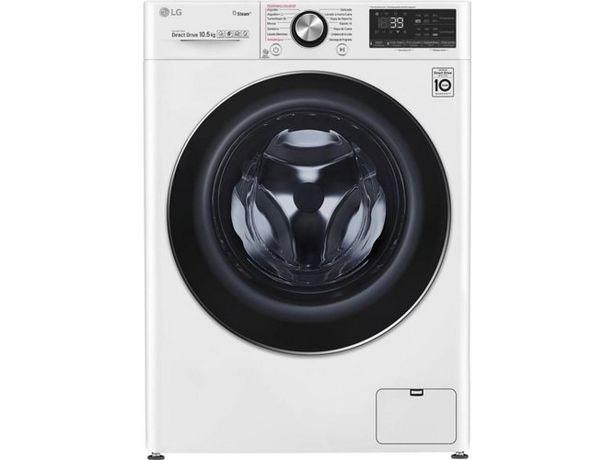 Oferta de Lavadora LG F4WV910P2 (10 kg - 1400 rpm - Blanco) por 799,99€